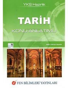 Fen Bilimleri Yayınları TYT AYT Tarih Konu Anlatımlı