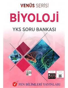 Fen Bilimleri Yayınları TYT AYT Biyoloji Soru Bankası Venüs Serisi
