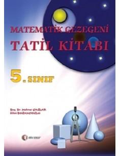 Odtü Yayınları 5.Sınıf Matematik Gezegeninde Tatil Kitabı