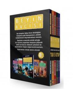 Beyin Avcısı Seti Kutulu 5 Kitap Acayip Kitaplar