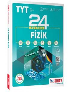 Sınav Yayınları TYT 24 Adımda Fizik Konu Anlatımlı Soru Bankası Yeni