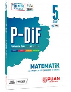 Puan Yayınları 5. Sınıf Matematik PDİF Konu Anlatım Föyleri