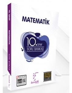 Karekök Yayınları Lise 10.Sınıf Matematik Soru Bankası