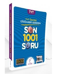 Karekök Yayınları TYT Öncesi Çözülmesi Gereken Son 1001 Soru