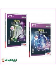 Sınav Yayınları TYT AYT Kimya Soru Bankası Kazandıran Set (2 Kitap)