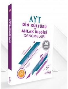 Karekök Yayınları AYT Din Kültürü ve Ahlak Bilgisi Denemeleri (20 Deneme)