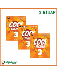 Team ELT 3. Sınıf Cool English Set (3 Kitap)