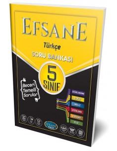 Efsane Yayınları 5. Sınıf Türkçe Soru Bankası