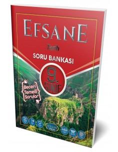 Efsane Yayınları 9.Sınıf Tarih Soru Bankası
