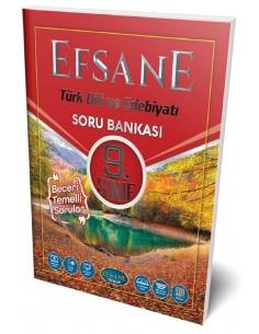 Açı Yayınları 9.Sınıf Türk Dili ve Edebiyatı Efsane Soru Bankası