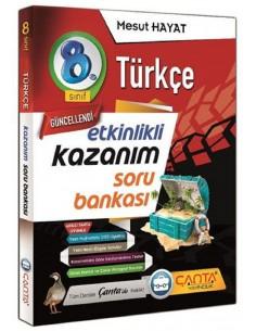 Çanta Yayınları 8. Sınıf Türkçe Soru Bankası