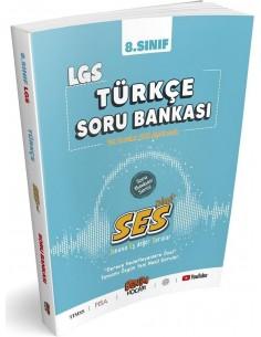 Benim Hocam Yayınları SES Serisi Türkçe Soru Bankası