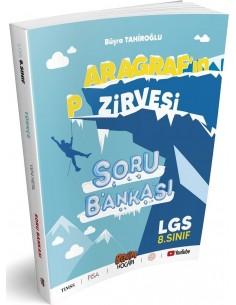 Benim Hocam Yayınları LGS Paragrafın Zirvesi Soru Bankası