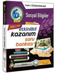 6. Sınıf Sosyal Bilgiler Etkinlikli Kazanım Soru Bankası