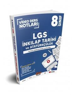 Benim Hocam Yayınları LGS 8. Sınıf İnkılap Tarihi ve Atatürkçülük Video Ders Notları