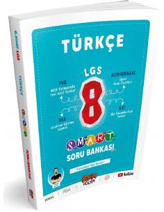 Benim Hocam Yayınları LGS 8. Sınıf Smart Serisi Türkçe Soru Bankası