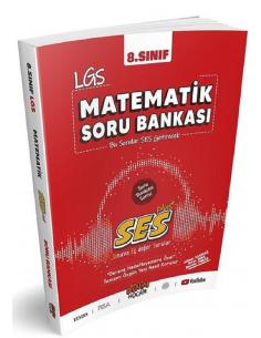 Benim Hocam Yayınları LGS 8. Sınıf SES Serisi Matematik Soru Bankası