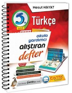 5. Sınıf Türkçe Alıştıran Defter