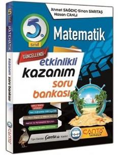 Çanta Yayınları 5. Sınıf Matematik Soru Bankası