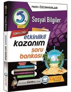 5. Sınıf  Sosyal Bilgiler Etkinlikli Kazanım Soru Bankası