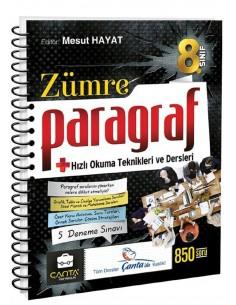 Çanta Yayınları 8. Sınıf Paragraf Zümre Soru Bankası