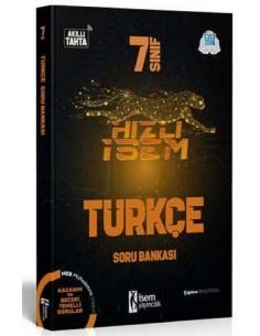 İsem Yayınları 7. Sınıf Hızlı İsem Türkçe Soru Bankası