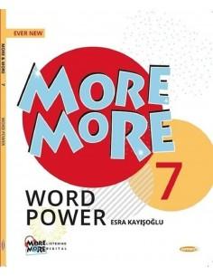 Kurmay Yayınları Elt More&More 7. Sınıf English Word Power