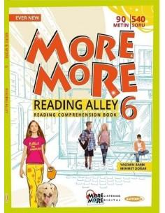 Kurmay Yayınları Elt More&More 6. Sınıf English Reading Alley