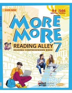 Kurmay Yayınları Elt More&More 7. Sınıf English Reading Alley