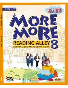 Kurmay Yayınları Elt More&More 8. Sınıf English Reading Alley
