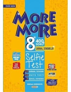 Kurmay Yayınları Elt 8. Sınıf More&More English Selfie Test