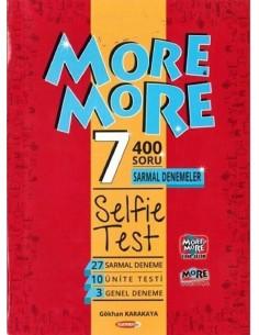 Kurmay Yayınları Elt 7. Sınıf More&More English Selfie Test