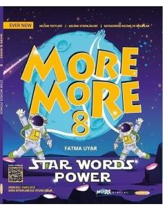 Kurmay Yayınları Elt 8. Sınıf More&More Star Word Power
