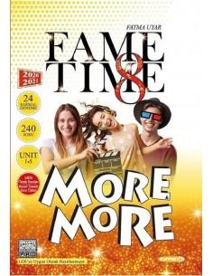 Kurmay Yayınları Elt 8. Sınıf More&More Fame Time