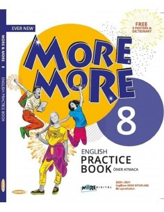 Kurmay Yayınları Elt More&More 8. Sınıf Practice Book