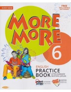 Kurmay Yayınları Elt More&More 6. Sınıf Practice Book