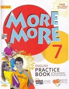 Kurmay Yayınları Elt More&More 7. Sınıf Practice Book