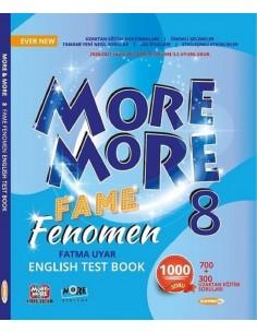 Kurmay Yayınları Elt 8. Sınıf More&More English Fame Fenomen Testbook