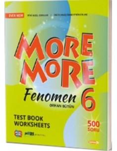 Kurmay Yayınları Elt 6. Sınıf New More&More Test Book Worksheets