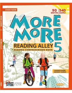 Kurmay Yayınları Elt 5. Sınıf New More&More Reading Alley