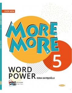 Kurmay Yayınları Elt 5. Sınıf New More&More Word Power