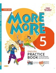 Kurmay Yayınları Elt 5. Sınıf New More&More Practice Book