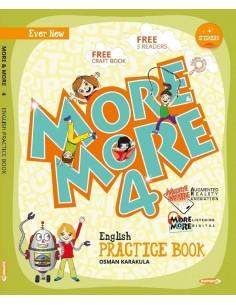 Kurmay Yayınları 4.Sınıf More English Practice Book
