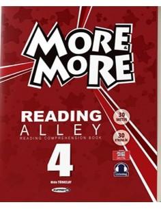 Kurmay Yayınları 4.Sınıf Reading Alley