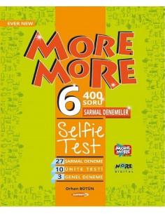Kurmay Yayınları Elt 6.Sınıf New More&More Selfie Test