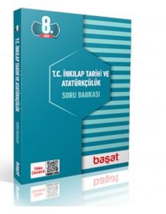 Başat Yayınları 8.Sınıf İnkılap Tarihi ve Atatürkçülük Soru Bankası