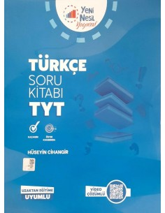 Yeni Nesil Yayınları TYT Türkçe Soru Bankası