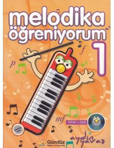 Gündüz Yayıncılık Melodika Öğreniyorum 1