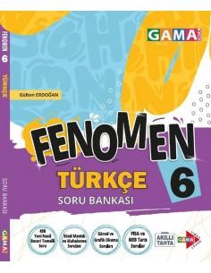 Gama Yayınları 7. Sınıf Fen Bilimleri Fenomen Soru Bankası