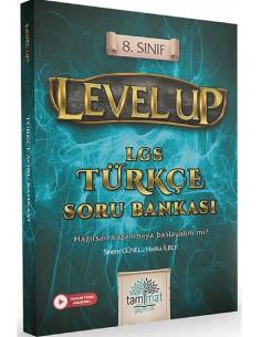 8. Sınıf Level Up LGS İngilizce Soru Bankası Tammat Yayınları